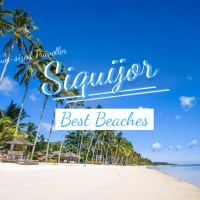 TOP 5 BEACHES IN SIQUIJOR FOR 2020