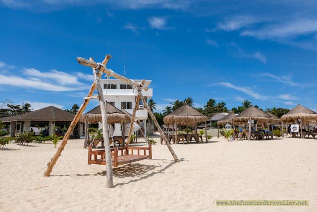 Lakawon island in Negros