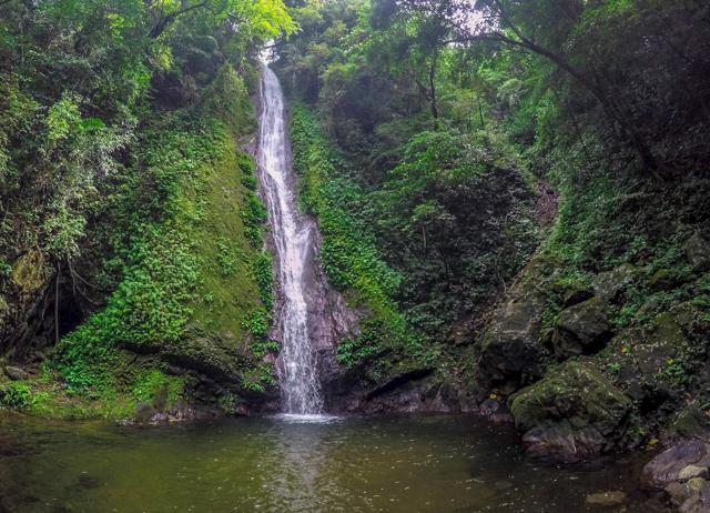 Kabigan Falls