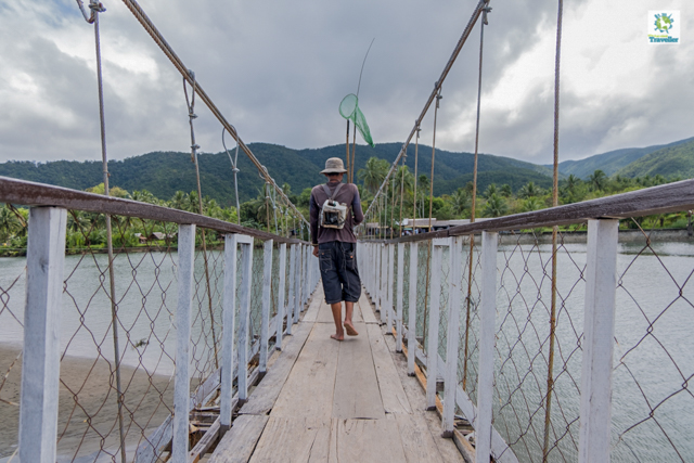Hanging Bridge of Baler