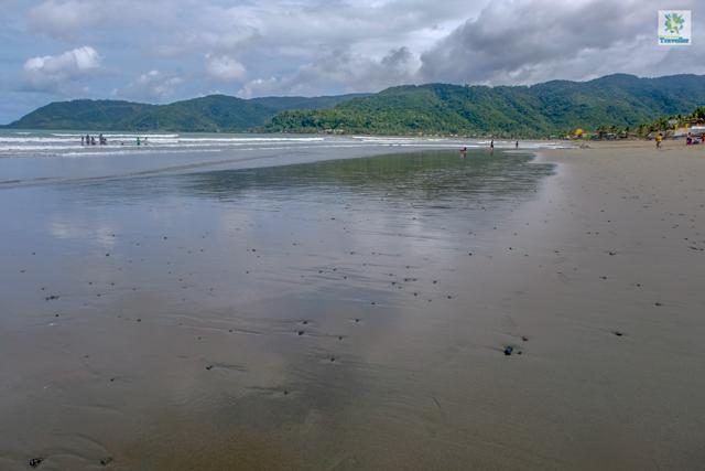 Sabang Beach of Baler