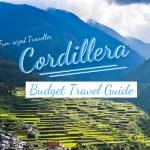 Cordillera DIY Itinerary