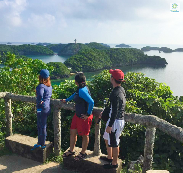 Governor's Island of Hundred Islands