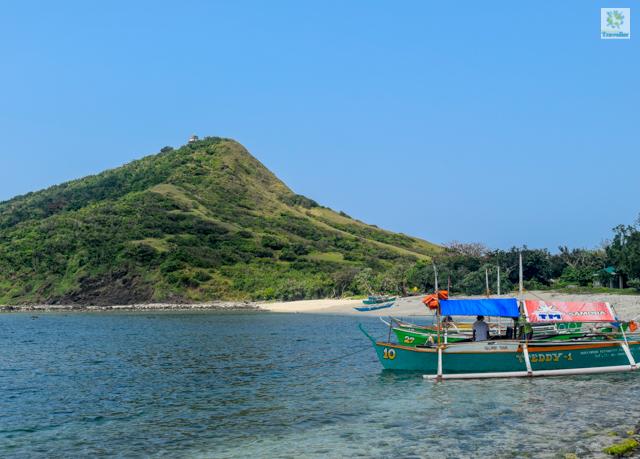 Siwangag Cove of Palaui