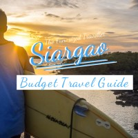 SIARGAO BUDGET TRAVEL GUIDE (with DIY itinerary, top attractions, tips and how to get there)