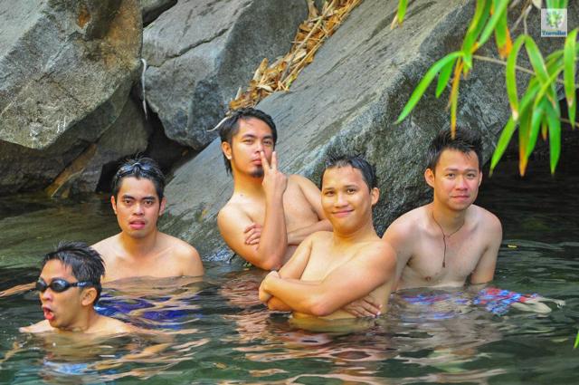 Nagsasa waterfall