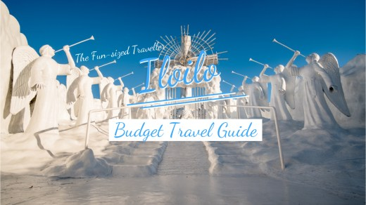 Iloilo Budget Travel Guide