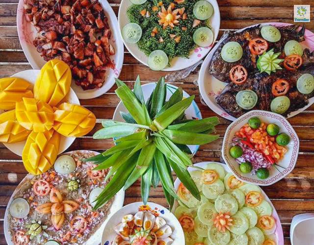 More than the islands, it's how they beautifully present lunch that makes El Nido tours truly exceptional.