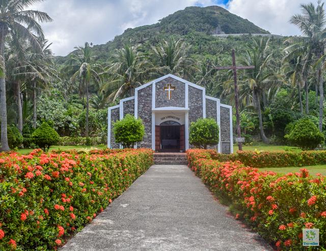 San Carlos Borromeo Church in Mahatao