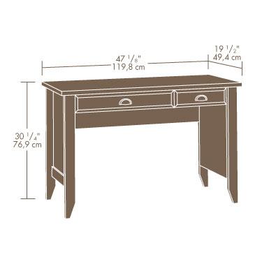 Sauder (414732) Shoal Creek Writing Desk