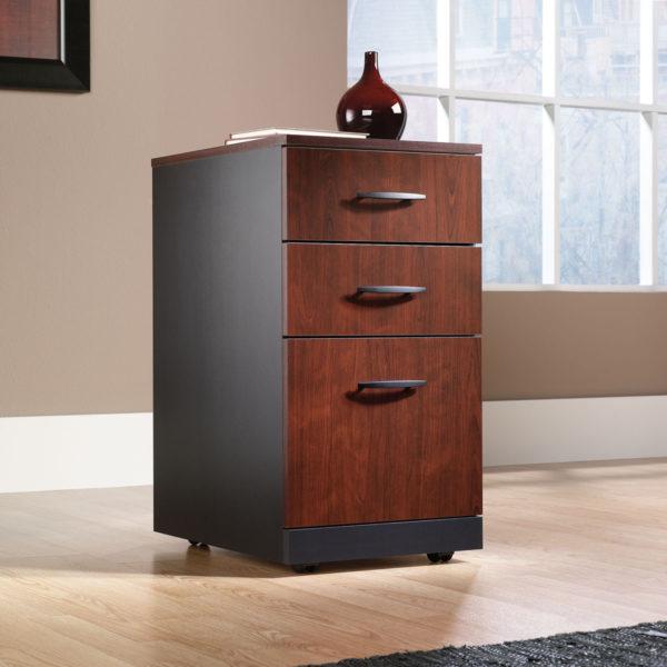 Sauder 401443 Via 3 Drawer File Cabinet The Furniture Co