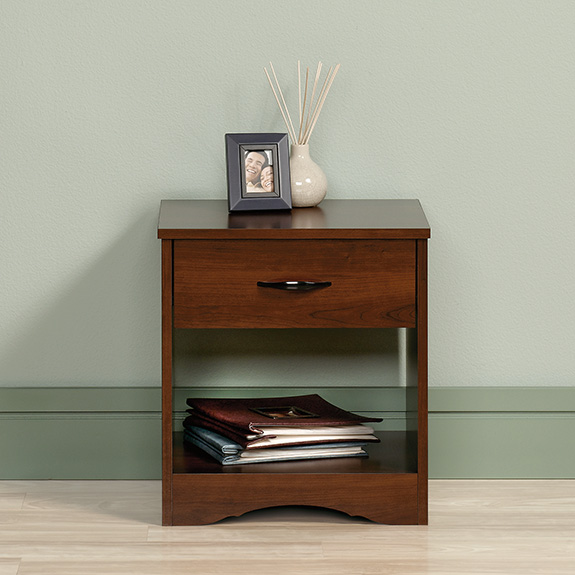 Sauder Beginnings Night Stand 416367 The Furniture Co