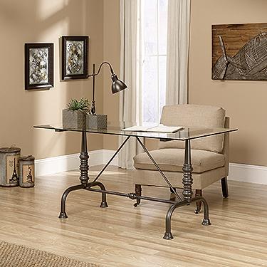Sauder Barrister Lane Writing Desk / Dinette Table (415832)