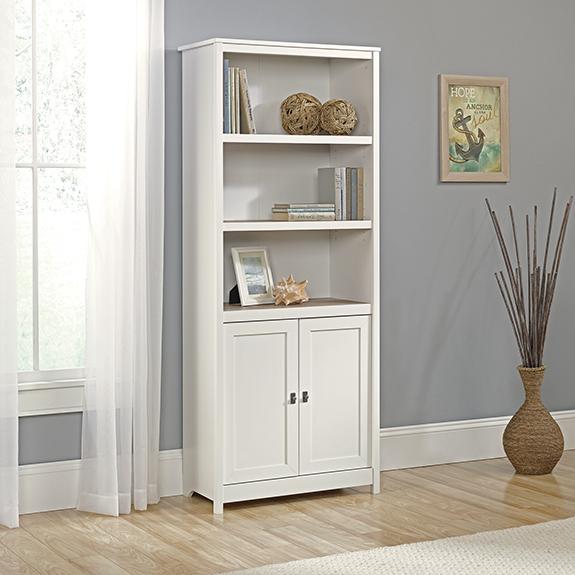 Sauder 417593 Cottage Road Bookcase The Furniture Co