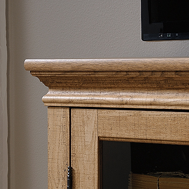 Sauder Barrister Lane Fireplace TV Stand 419118 Sauder
