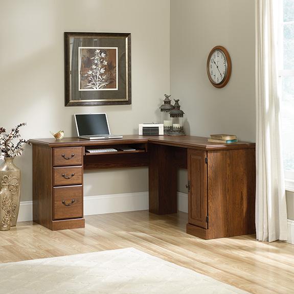 Sauder Orchard Hills Corner Computer Desk 418648
