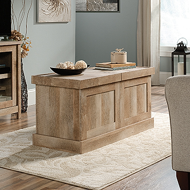 Sauder Cannery Bridge Crate Coffee Table (420374)