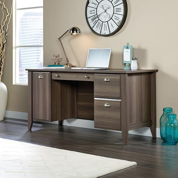 Sauder Shoal Creek Computer Desk 420166  Sauder  The