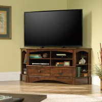 Sauder Harbor View Corner TV Stand (420471)  Sauder - The ...
