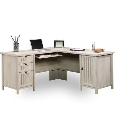 Sauder 419956 Costa LShaped Desk Sauder The Furniture Co