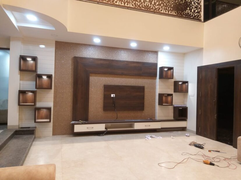 design for tv unit