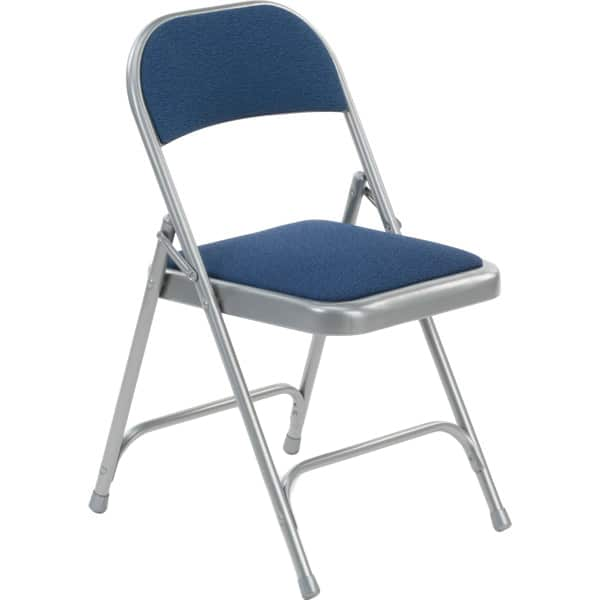 cloth padded folding chairs cb2 phoenix chair virco 188 fabric metal the furniture family