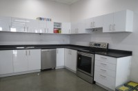 Custom Office Kitchens and Millwork | Modern Office Kitchens