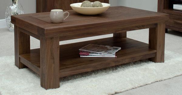 walnut furniture living room open plan kitchen flooring ideas coffee table tables uk online tfs sale