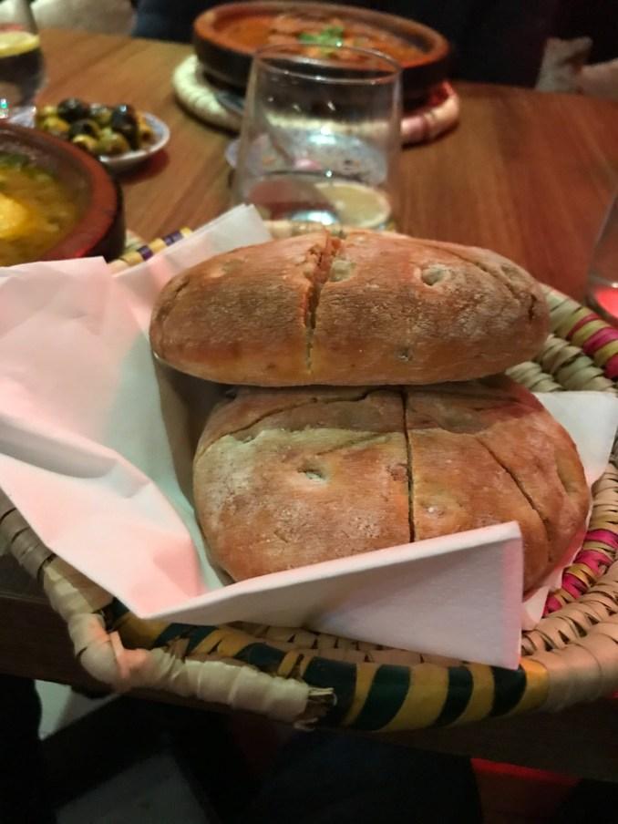 Tagine Bread