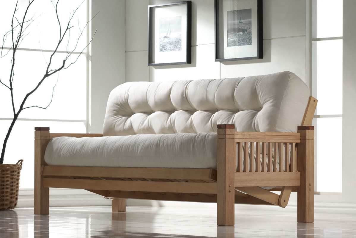 wooden frame sofa beds uk modern ny italian furniture nyc the futon king harwich essex