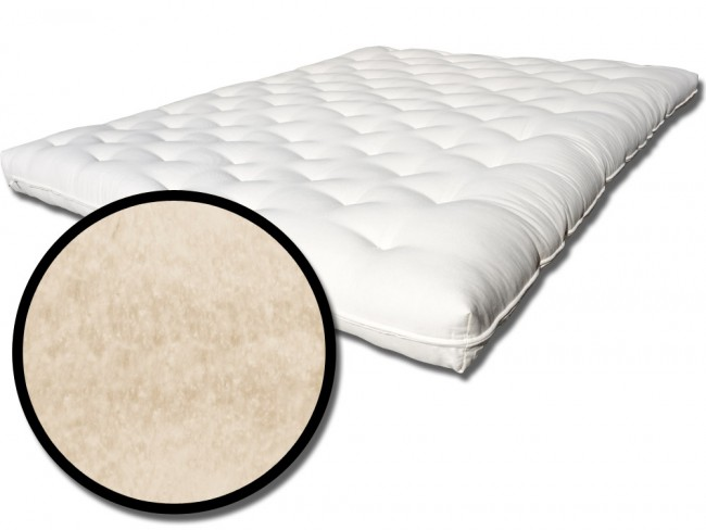 Teddy Wool Chemical Free Mattress