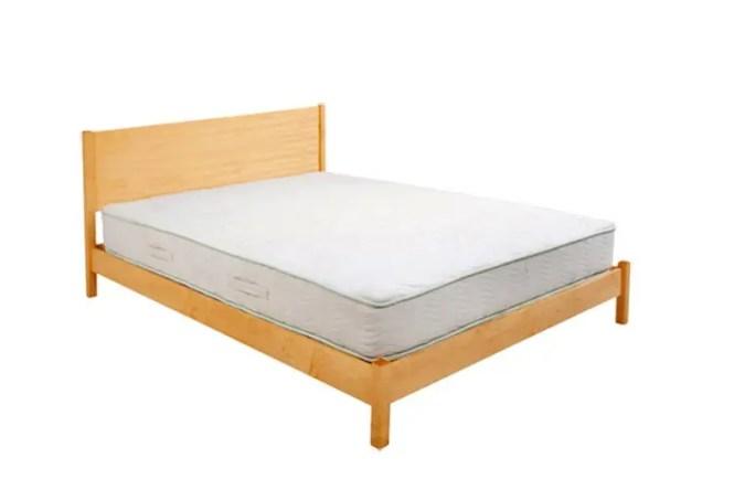 Tenor Natural Platform Bed Set