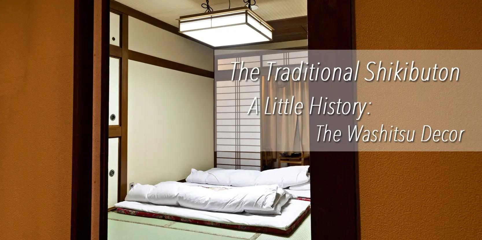 Blog  Back To Basics Sleeping On A Traditional Japanese