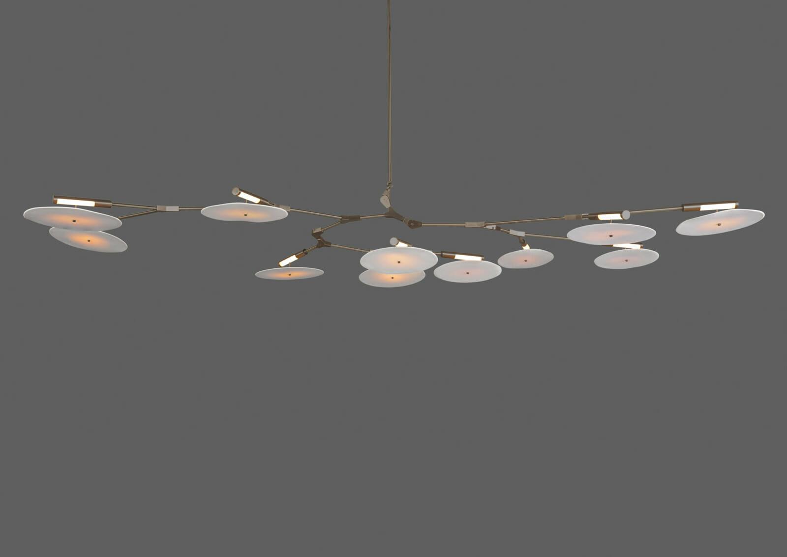 11 light branching disc bd 11 01