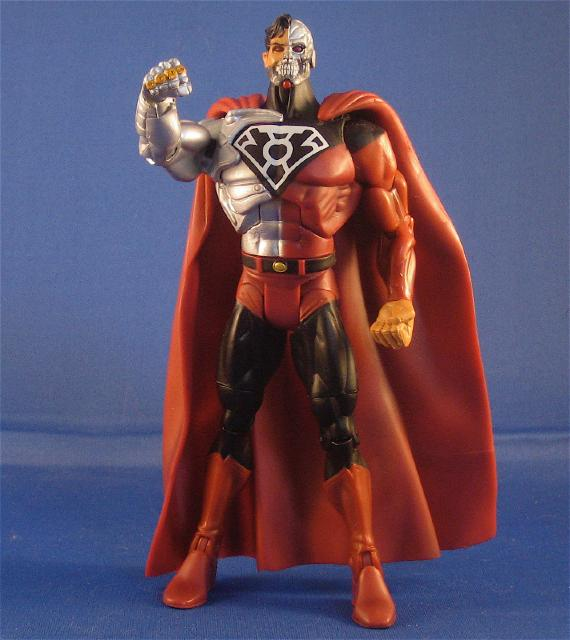 Mattel DCU DCUC DC universe classics fer