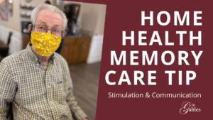 Stimulation In Memory Care