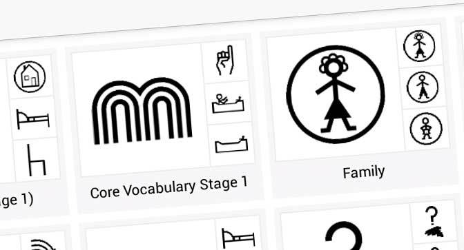 App of the Week – 28th April 2014 – MyChoicePad for Makaton signing