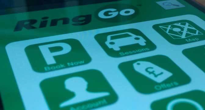 App of the Week 19TH May 2014 – RingGo