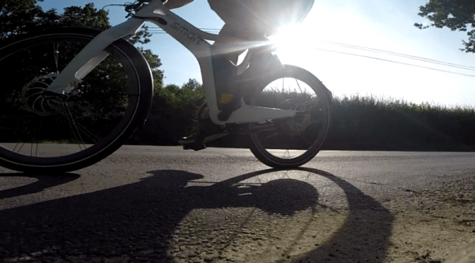 The Smart Ebike from Mercedes Benz