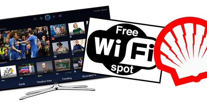 The Gadget Man – Episode 17 – Samsung Smart TV – Open WIFI – Shellshocked