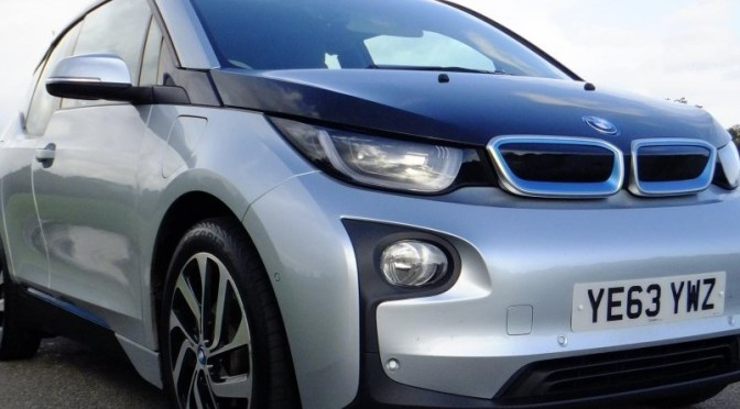 BMW i3 reviewed by Matt Porter