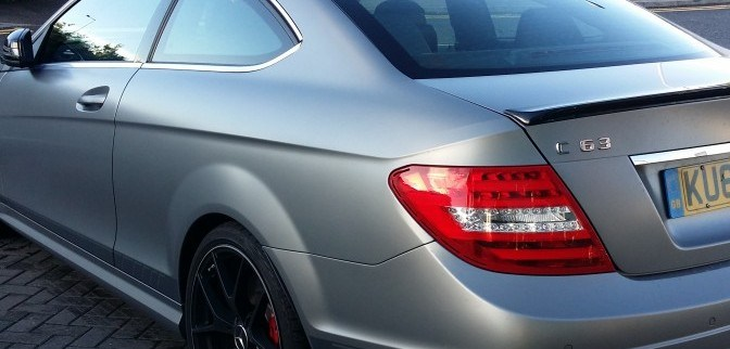 C60 AMG Edition 507 from Ipswich Mercedes
