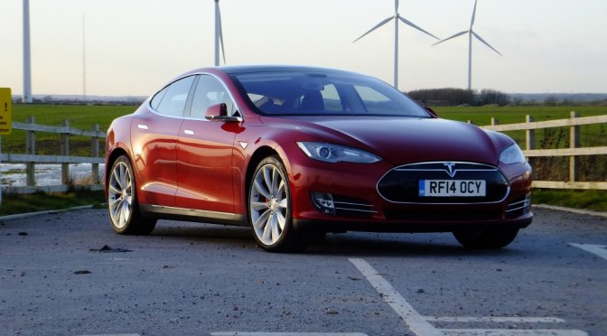 The Gadget Man – Episode 32 – Tesla Model S P85+