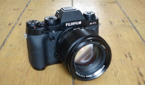 Fujifilm XT-1 with 56mm lens