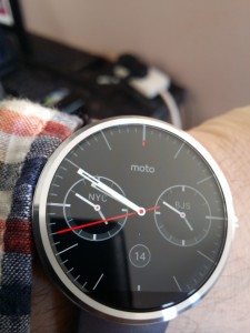 Motorola Moto 360 Reviewed by Matt Porter
