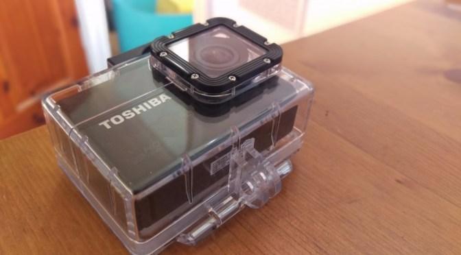 The Gadget Man Episode 61 Toshiba Camileo X Sports Camera