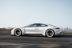 Porsche Concept E