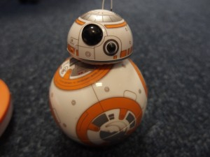 Star Wars - The Force Awakens - BB8 Sphero App Enabled Droid