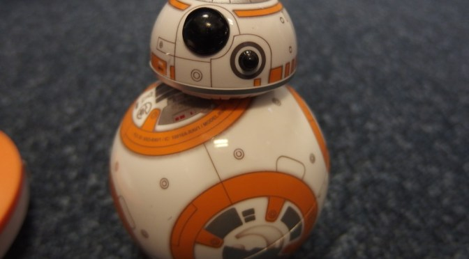 Star Wars The Force Awakens BB8 from Sphero – This is the Droid you are looking for!
