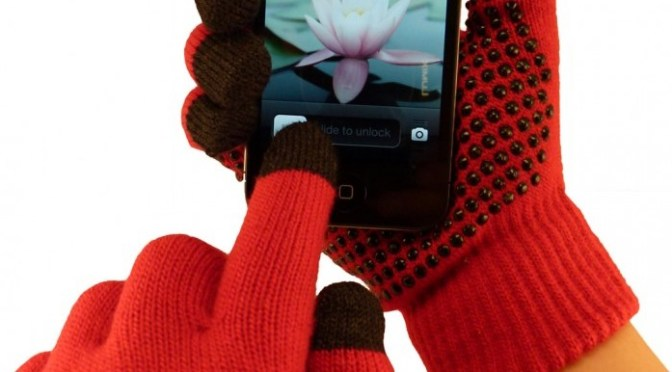 The Gadget Man – Episode 77 – Touchability Grip Gloves from touchscreengloves.co.uk